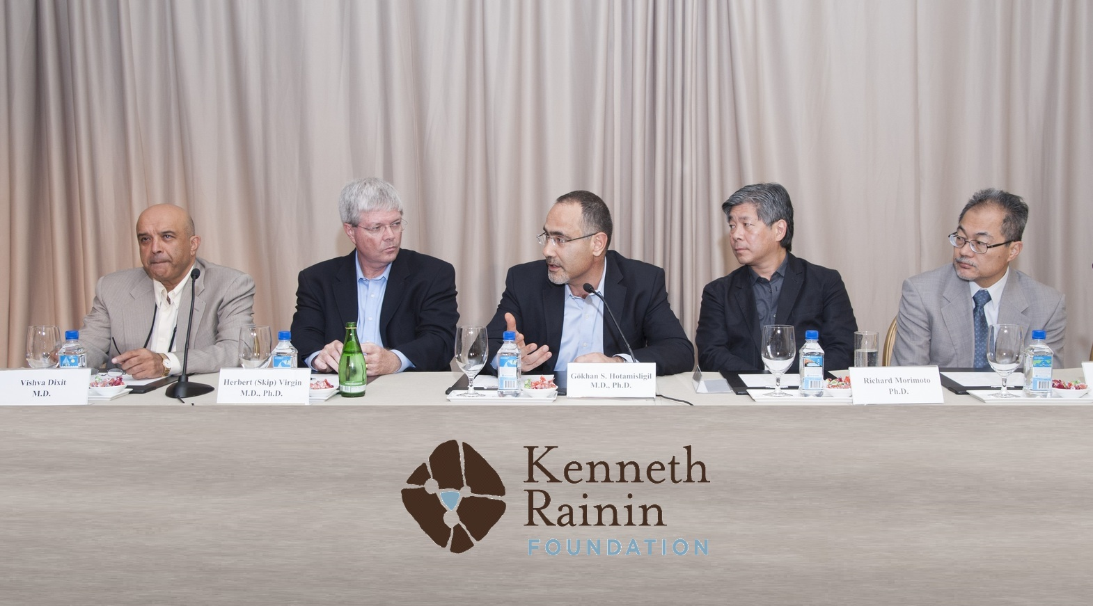 Kenneth Rainin Foundation Awards $1.5 Million in Health Research Grants
