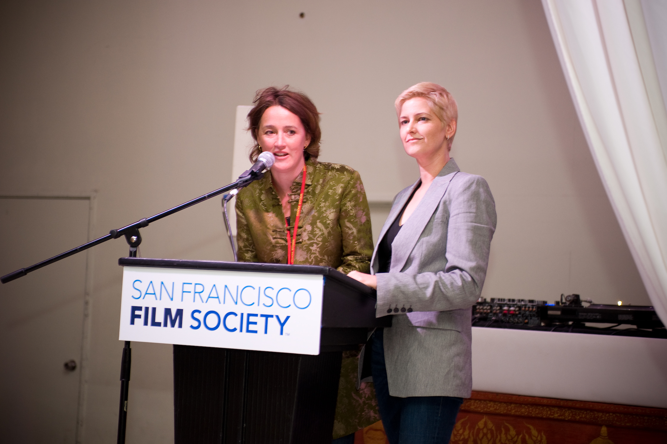 5 Years of Partnership: Jen Rainin on the SF Film Society & the Power of Narrative Film
