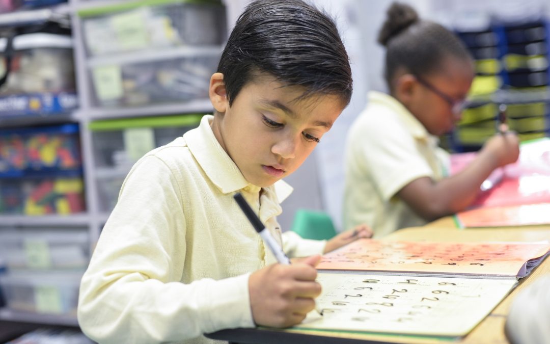 Powerful Data Arrives for First Day of School